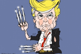 Трамп вооружен и очень опасен