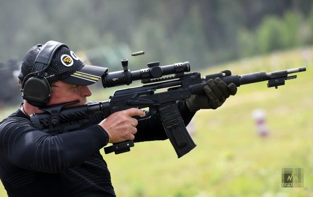 Чемпионат России по практической стрельбе из карабина