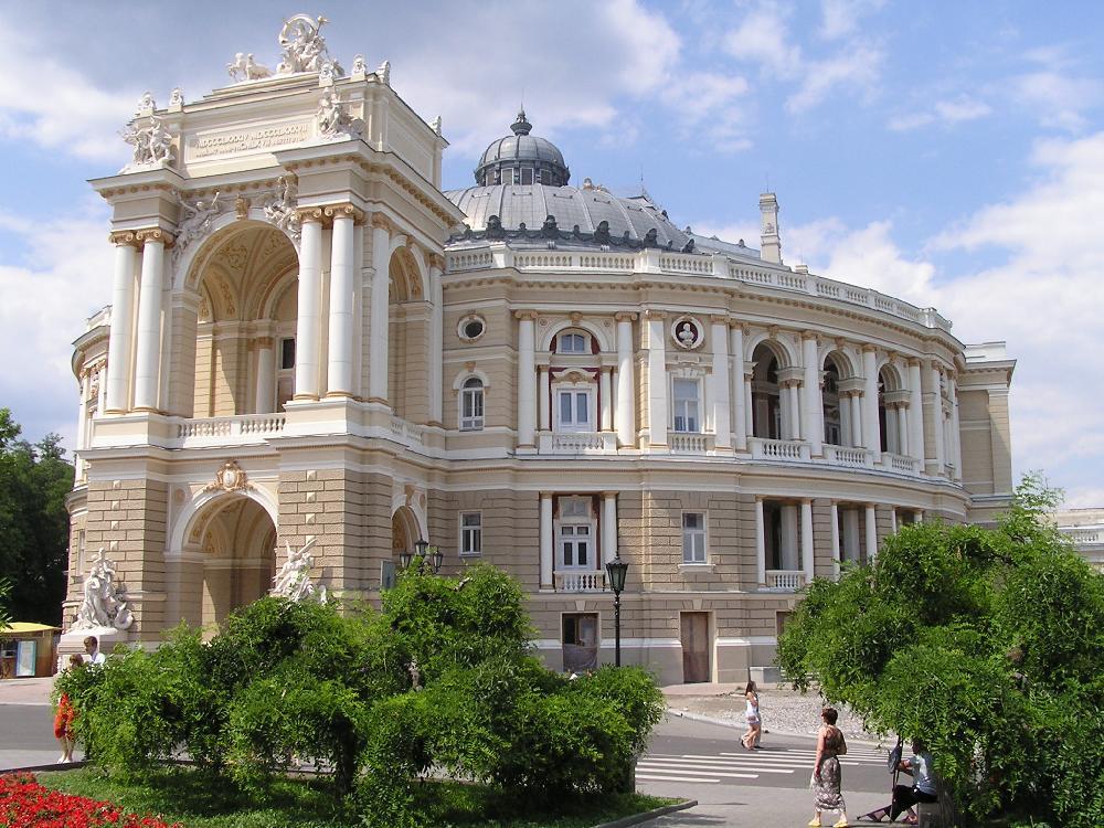 «Я Вам расскажу за ВСЮ Одессу»