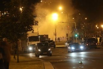 Массовые протесты в Минске