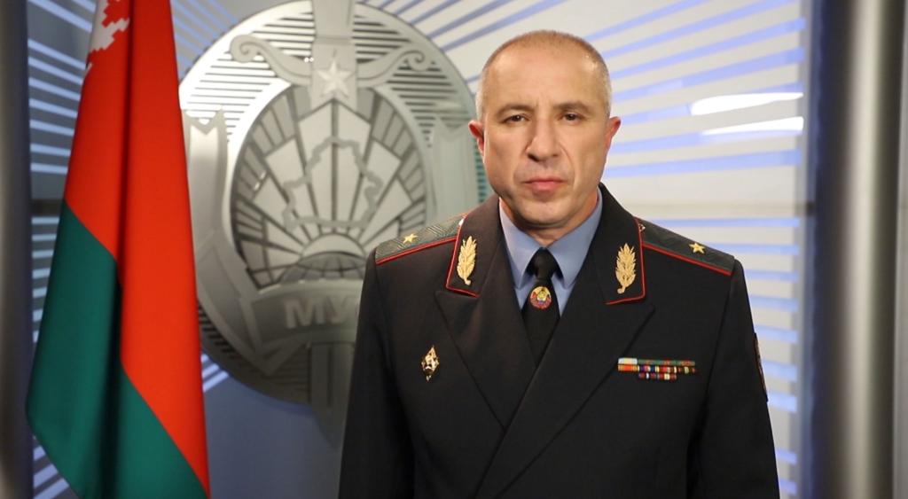 Руководитель МВД Республики Беларусь извинился перед согражданам заизбиения напротестах