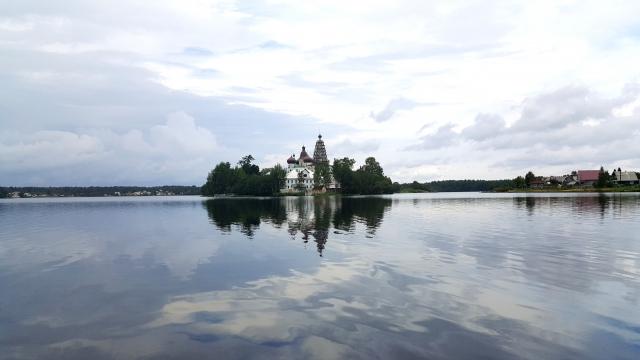 Антониево-Сийский Свято-Троицкий монастырь