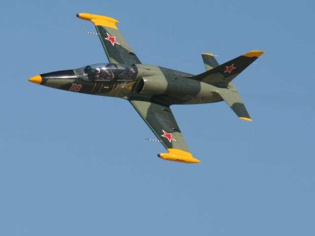 Самолёт Л-39 «Альбатрос»