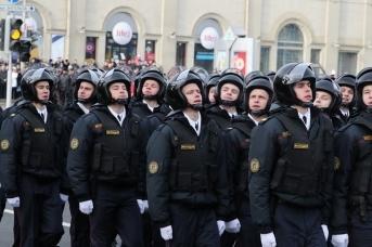 Белорусский ОМОН