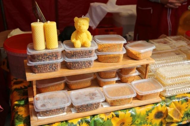 В Калуге открылся фестиваль мёда
