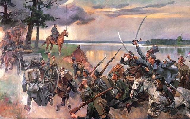 Войцех Коссак. Апофеоз Войска Польского. 1935