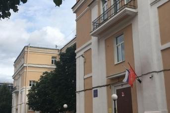 Школа №612 в Петербурге