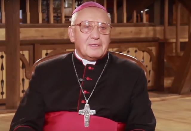 Архиепископ Тадеуш Кондрусевич