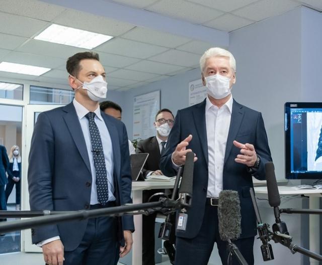 Собянин анонсировал массовую вакцинацию от SARS-CoV-2 в Москве