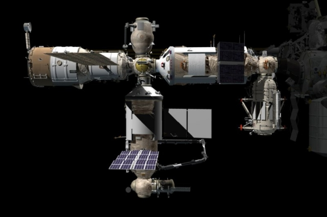 Команда инженеров изучит ситуацию с модулем «Наука» на МКС