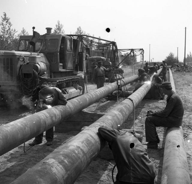 Нефтепровод «Дружба»