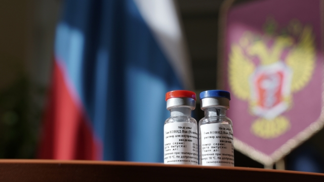Российская вакцина от COVID-19