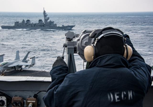 Флот США в Южно-Китайском море