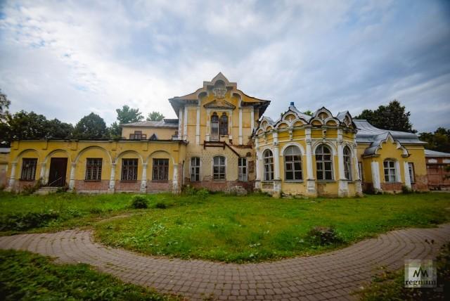 Господский дом усадьбы Алтуфьево
