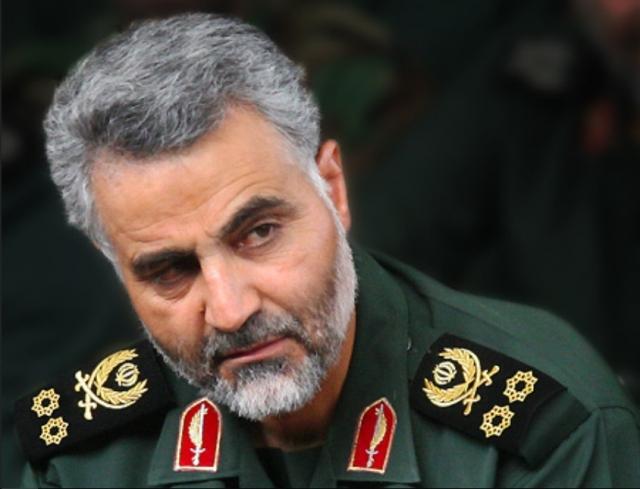Иранский Генерал Касем Селеймани