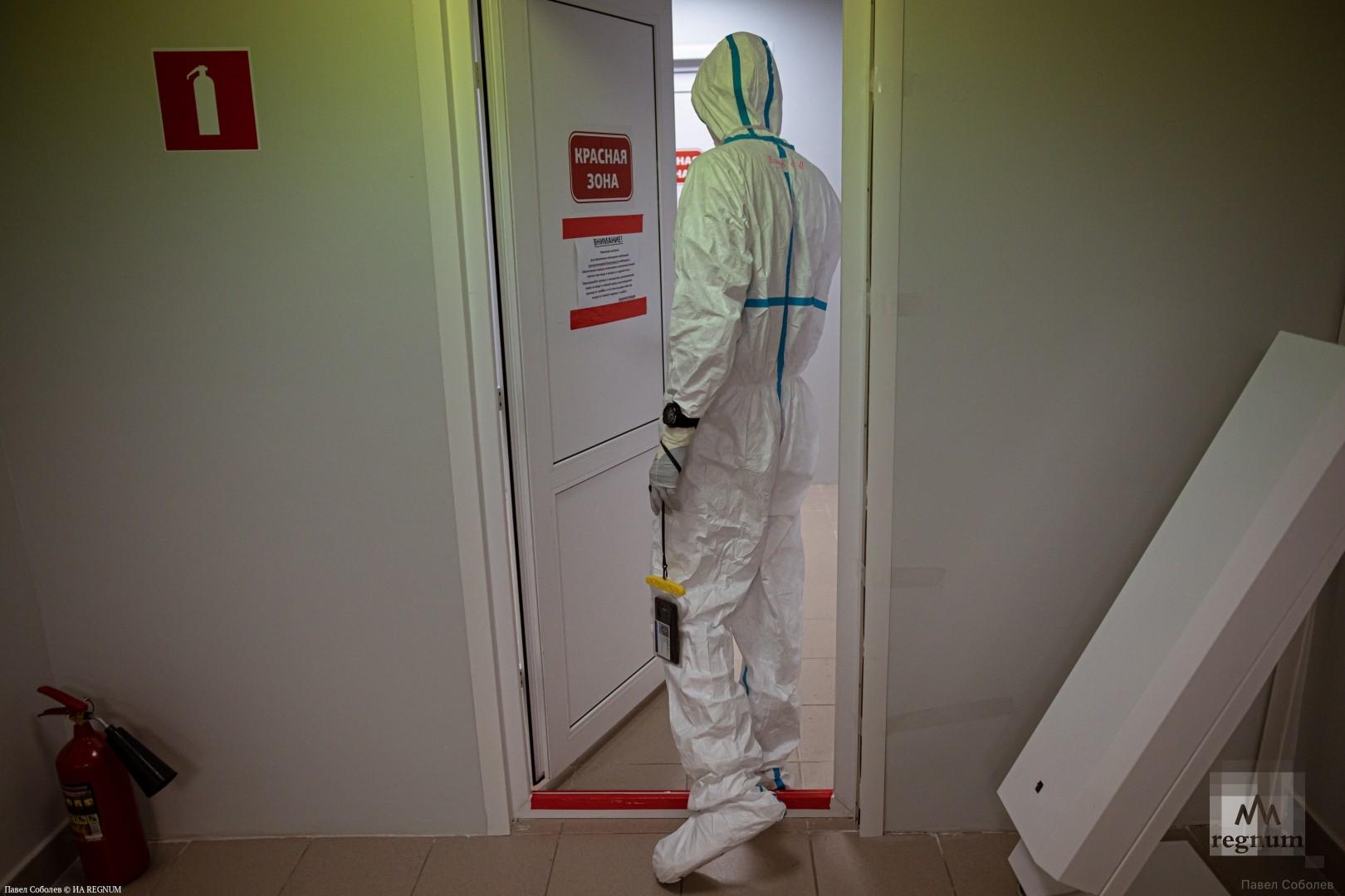 В Минздраве предрекли пандемию коронавируса до 2022 года