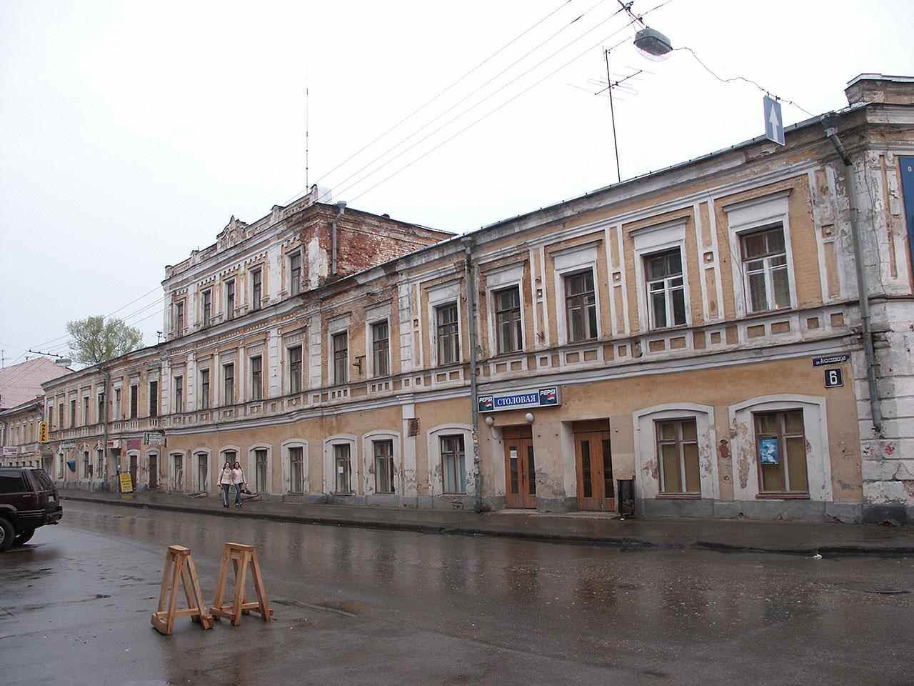 Реновация в Нижнем Новгороде: «градозащитники будут отстаивать каждый дом»
