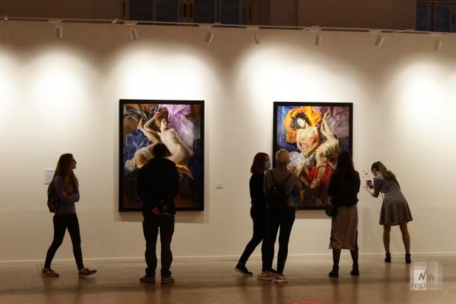 Посетители Artlife Fest 2020