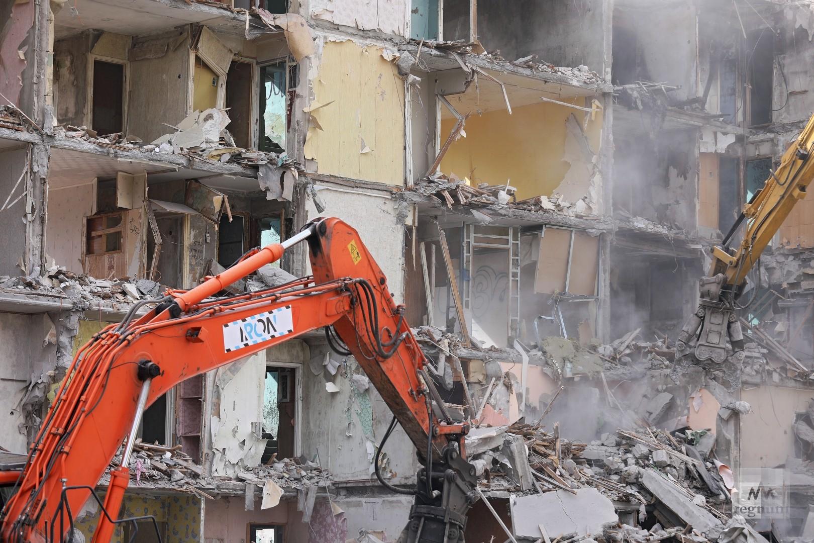 Всероссийская реновация: в регионах ждут помощи и опасаются махинаций
