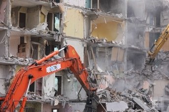 Снос дома по программе Реновация