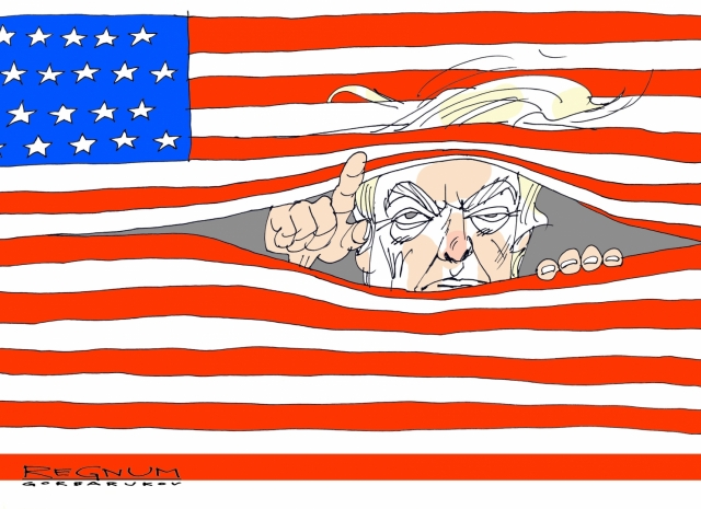 США отходят от мировых дел? - The HILL