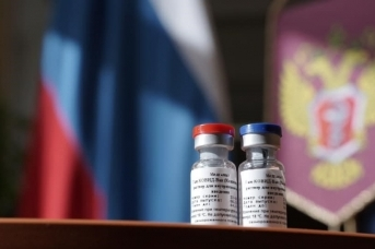 Российская вакцина от коронавируса «Спутник V»