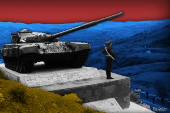 Нагорный Карабах. Иван Шилов © ИА REGNUM