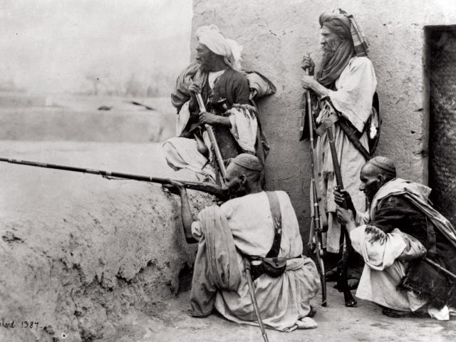Афганистан. 1919