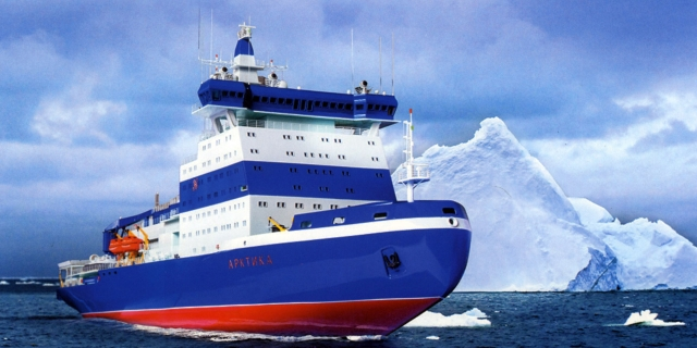 Ледокол «Арктика» проекта 22220