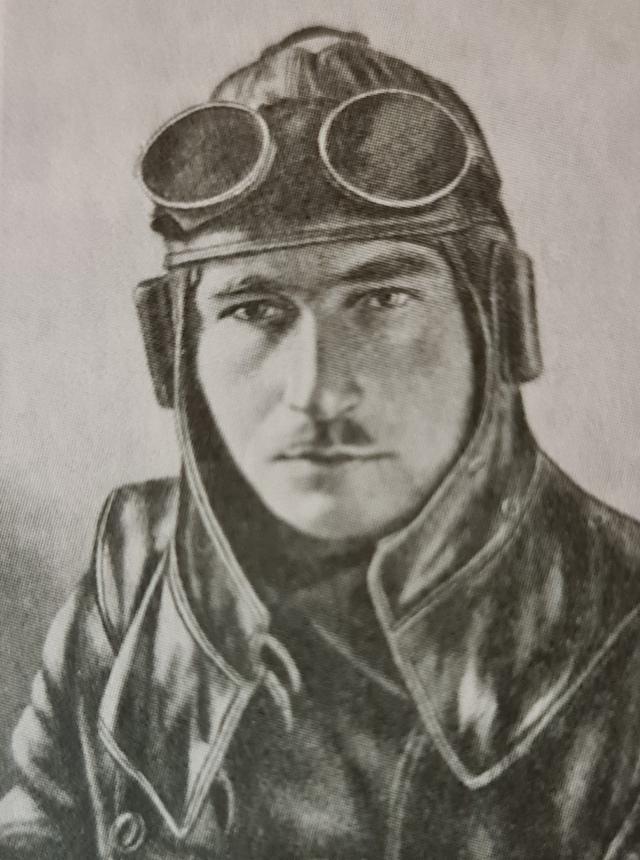 Полярный летчик М. С. Бабушкин