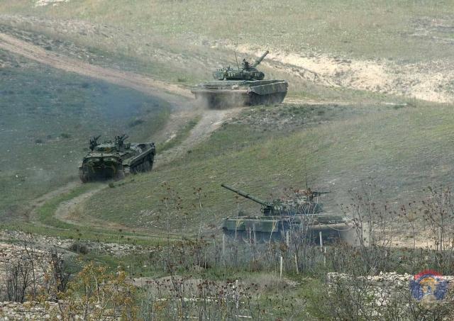 В Нагорном Карабахе