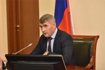 Глава Чувашии Олег Николаев