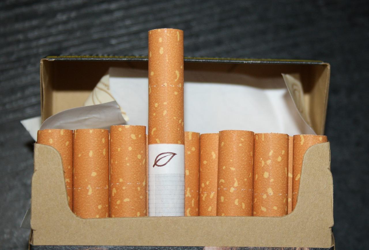 Поставщики табачных изделий в россии сигареты захарова купить в тюмени