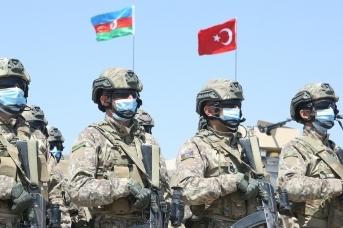 ВС Азербайджана и Турции