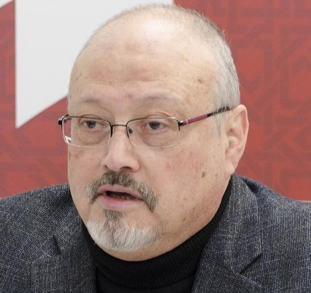 Джемаль Хашогги