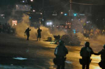 Уличные беспорядки