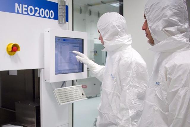 Высокие технологии для развития производства и промышленности