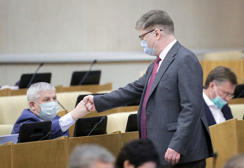 """""""У депутатов не должно быть никаких гарантий"""", - Володин жестко ответил на просьбы депутатов"""