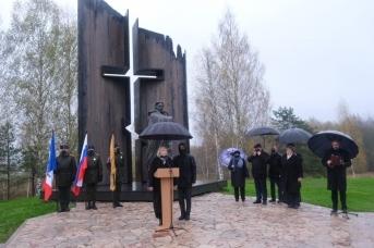 Мемориал в Жестяной Горке