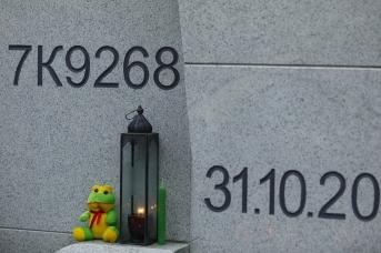 Пятая годовщина трагедии над Синаем