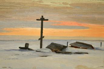 Александр Борисов. Арктика. 1898
