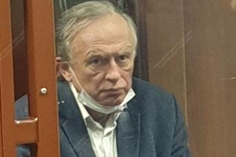 Олег Соколов в суде
