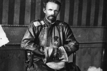 Барон Роман Фёдорович фон Унгерн-Штернберг