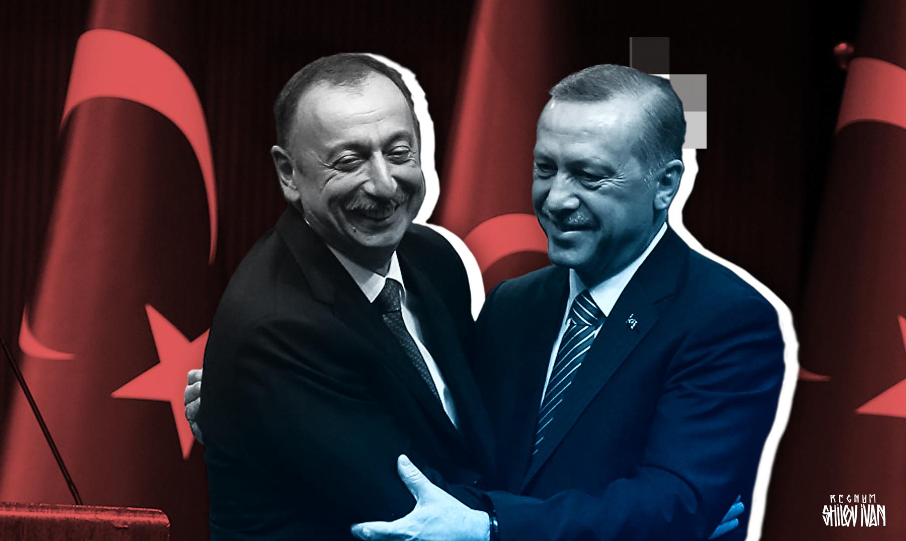 Нагорный Карабах: Алиев и Эрдоган остаются без Европы - Станислав Тарасов - ИА REGNUM