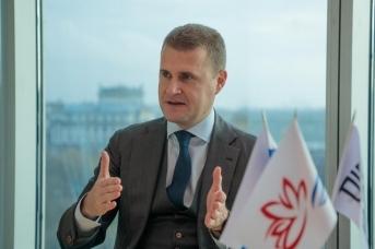 Новый министр РФ по развитию Дальнего Востока и Арктики Алексей Чекунков