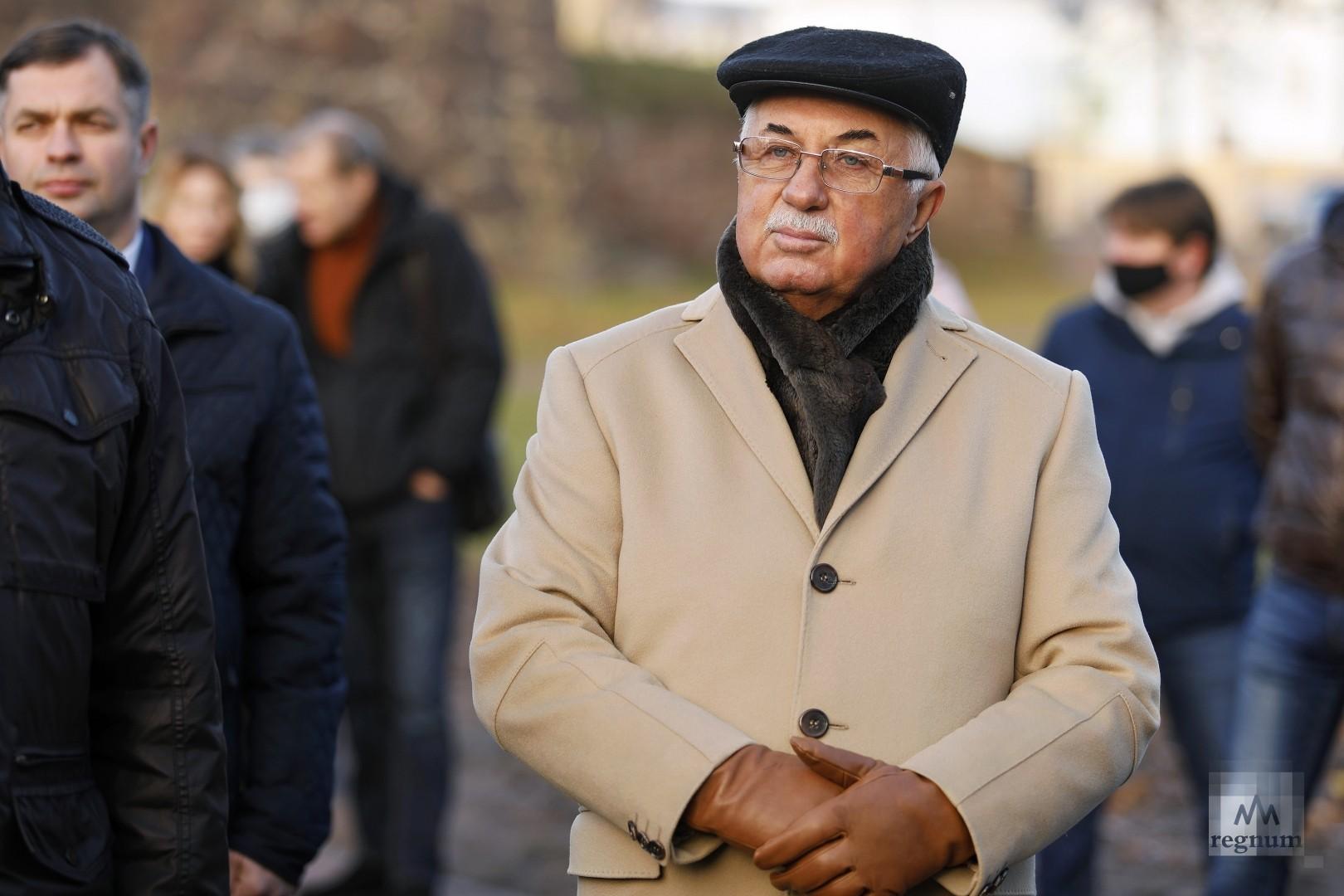Директор выставочного центра Эрмитаж — Выборг Александр Костенко