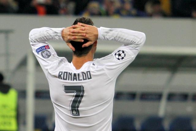 В «Ювентусе» отреагировали на слухи об уходе нападающего Роналду