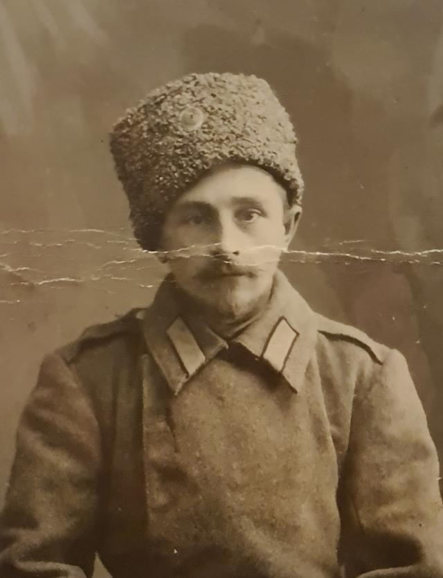 Пантелеев Семен Григорьевич (1887-1937) — учитель труда школы села Вознесенье