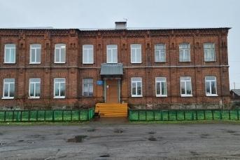 Школа села Вознесенье. Сейчас это филиал Ластольской средней школы