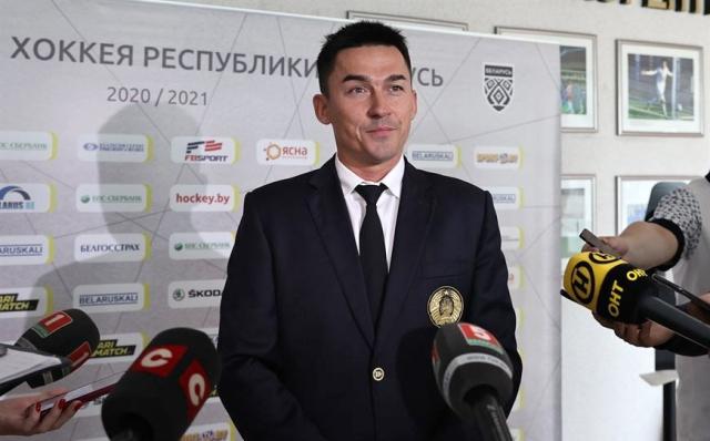 Белорусская федерация хоккея ответила на санкции IIHF